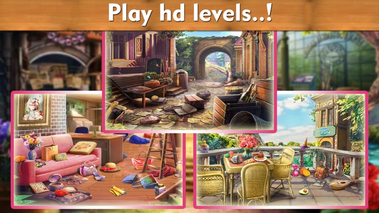 Hidden object: Mystery park pro screenshot-2