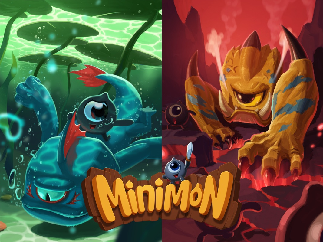 3 Minutes to Hack Minimon: Adventure of Minions - Unlimited