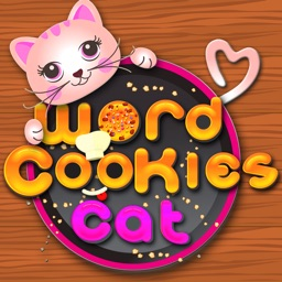 Word Cookies Cat
