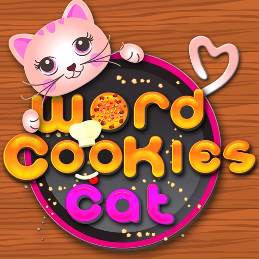 Word Cookies Cat application logo