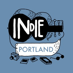 Indie Guides Portland, guide & offline map
