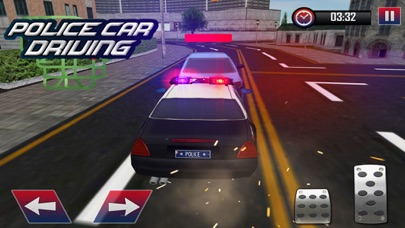 Furious Police Criminal chase - Police car driving screenshot four
