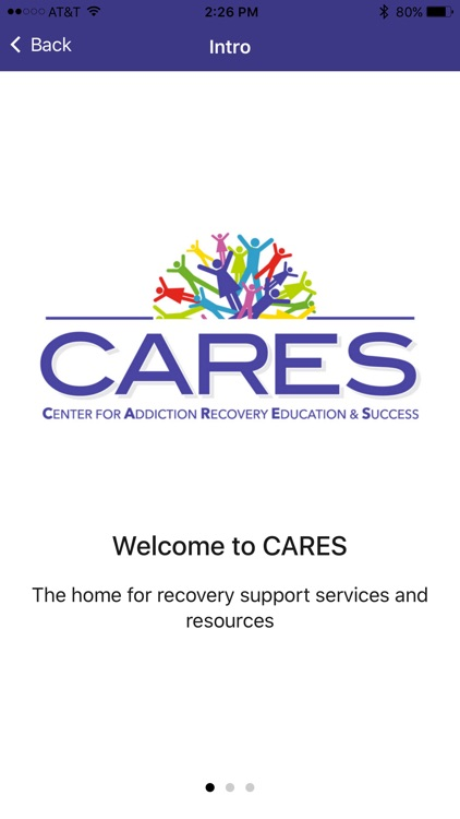 CARES - Addiction Recovery Education & Success