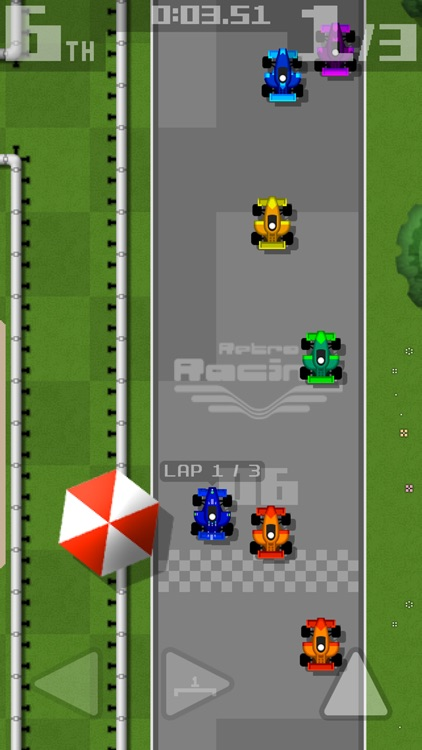 Retro Racing screenshot-0