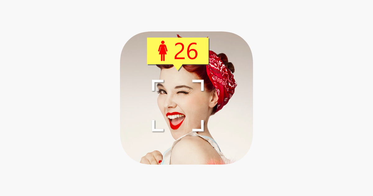 How Old Am I ? Face Camera to Guess Age & Gender on the App Store