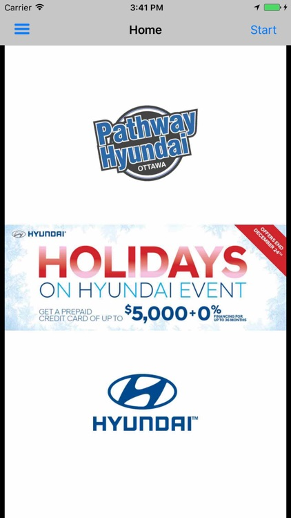 Pathway Hyundai