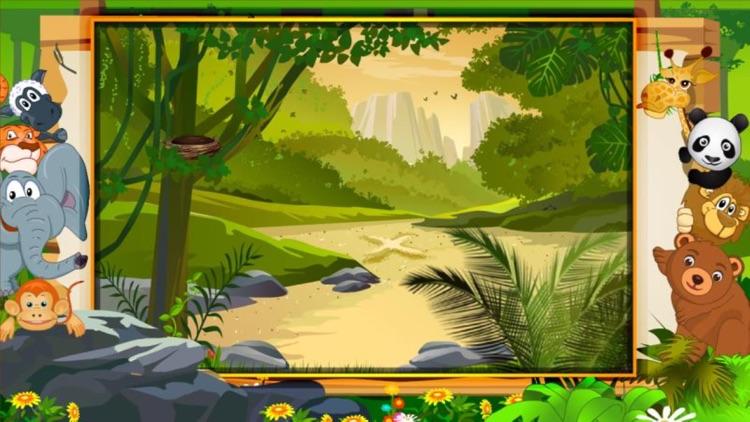 Escape From Jungle Camping screenshot-4