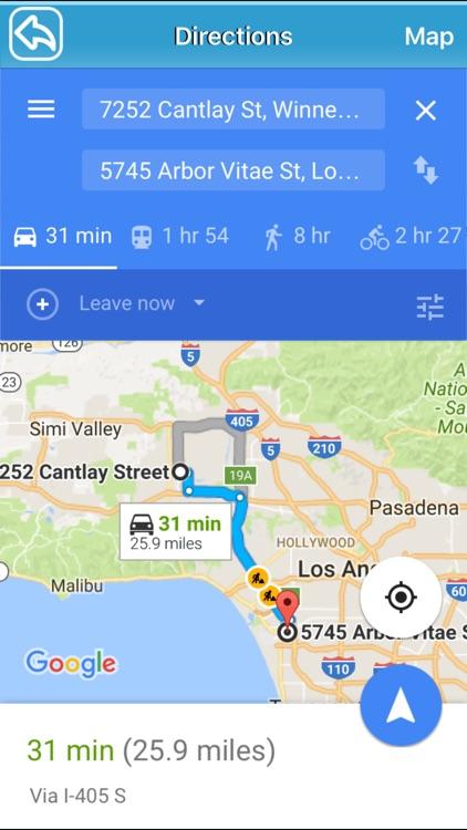 California State Marinas screenshot-4