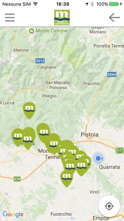 mAPPe - Valdinievole screenshot-3