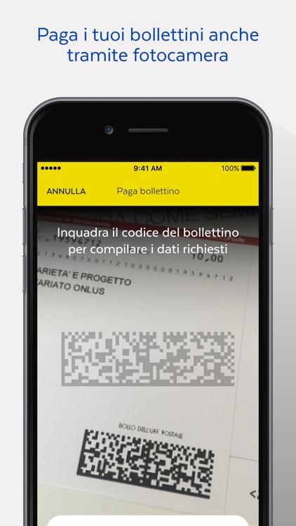 BancoPosta screenshot-4