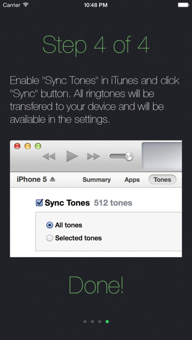 Ringtones for iPhone - Ringtone Maker from Music app image