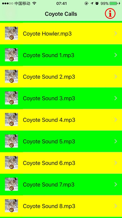 Real Coyote Hunting Calls & Sounds screenshot-3