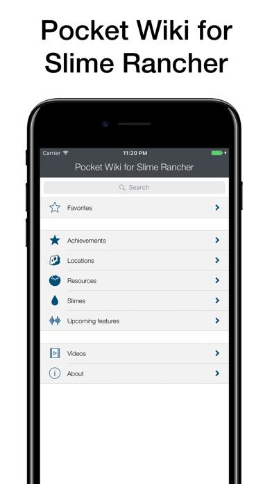 Pocket Wiki for Slime Rancher - App - AppStore