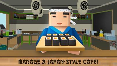 Sushi Chef: Pixel Cooking Simulator