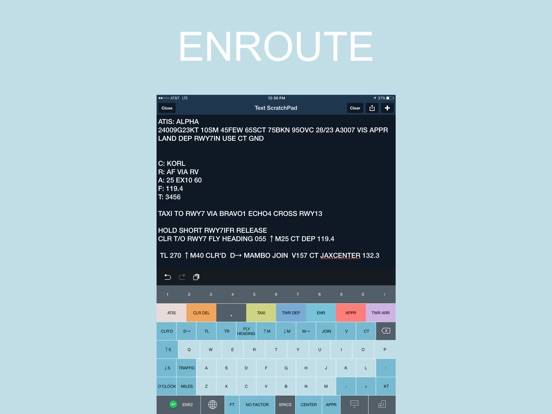 FFKeyboard: An ATC Keyboard Screenshots