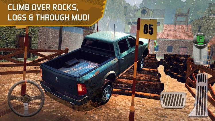 4x4 Dirt Track Trials Forest Driving Parking Sim