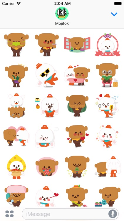 Scoops Stickers