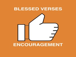 Blessed Verses Encouragement