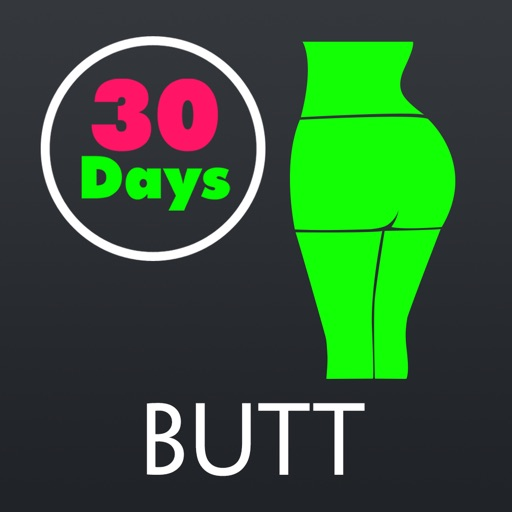 30 Day Firm Butt Fitness Challenges app logo