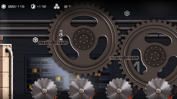 Atom Run screenshot-2