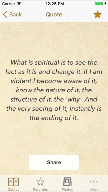 Krishnamurti Wisdom Quotes