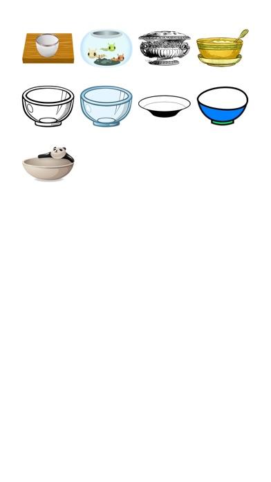 Bowl Sticker Pack!Screenshot von 1
