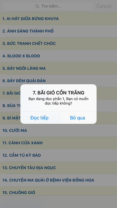 Truyện Ma Offline - 81 Truyen Ma Kinh Di Chon Loc