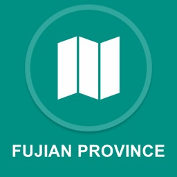 Fujian Province : Offline GPS Navigation
