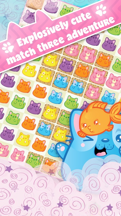 Kawaii Kitten Frenzy screenshot-0