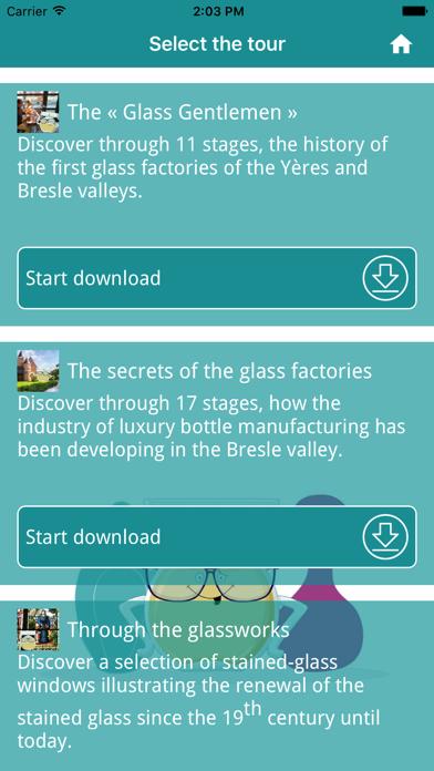 Glass adventures screenshot 2