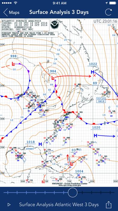 Sea Weather Professional på PC