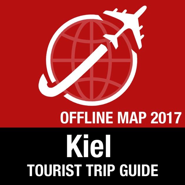 Kiel Tourist Guide Offline Map on the App Store