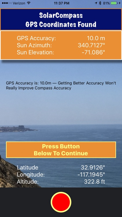 SolarCompass: From NorthStar Navigation