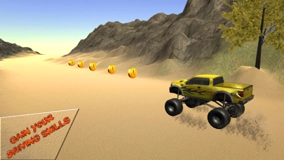 Off road 4x4 jeep: Mountain hill drive screenshot two