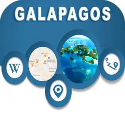 Galapagos Islands Offline City Maps Navigation