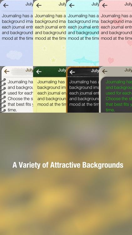 Journaling screenshot-4