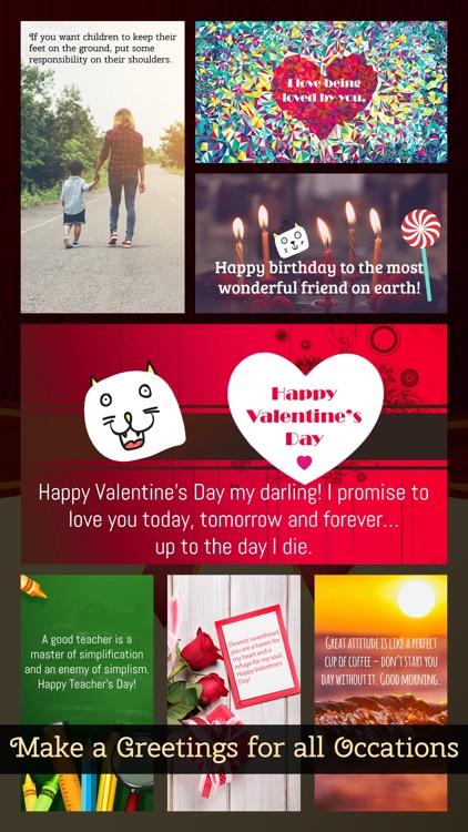 Greeting card maker make all season greetings by neeraj greeting card maker make all season greetings m4hsunfo