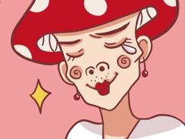Mushroom Bros stickers