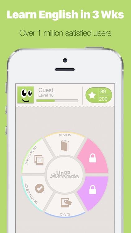 Learn English with Lingo Arcade