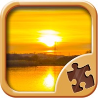 Codes for Sunset Puzzle Game - Nature Picture Jigsaw Puzzles Hack