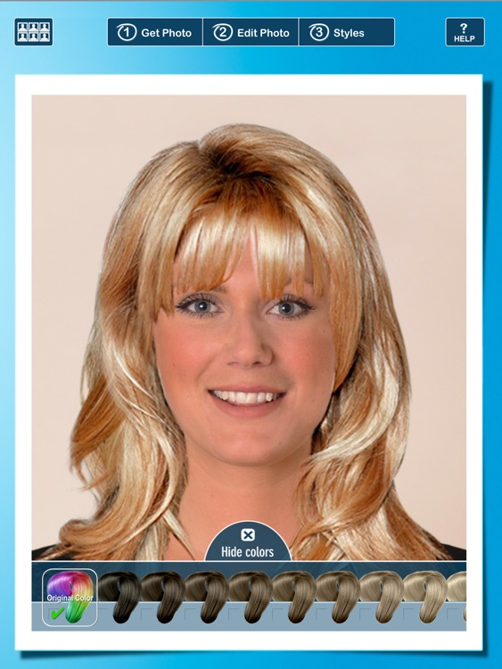 Hairstyle PRO Try On - Hair Styles: Men and Women