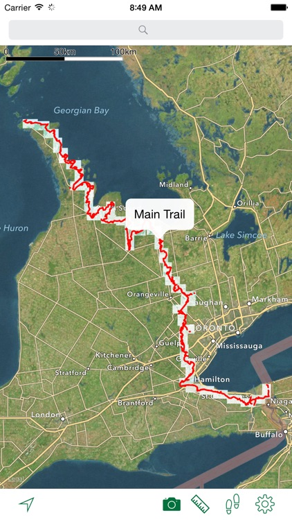 The Bruce Trail screenshot-0