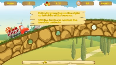 Screenshot #2 pour HappyTruck: Explorer