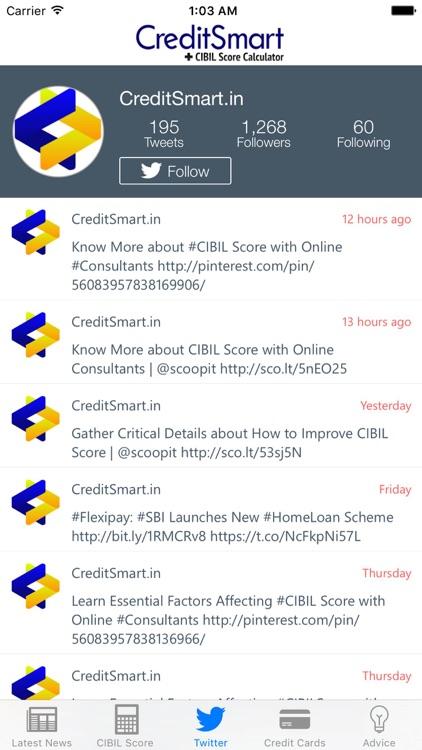 CIBIL Score Pro - CreditSmart screenshot-3