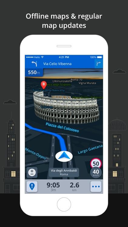 Sygic Australia & New Zealand: GPS Navigation