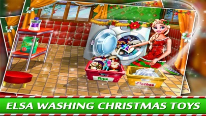 Christmas  - Washing Toy screenshot two