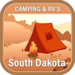 South Dakota Campgrounds & Hiking Trails Offline