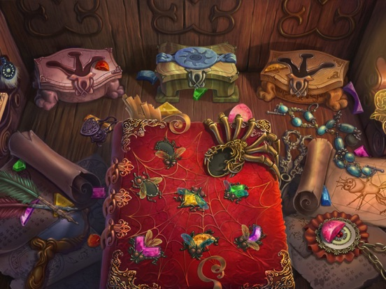 Witch's Pranks: Frog's Fortune Adventure (Full) screenshot 5