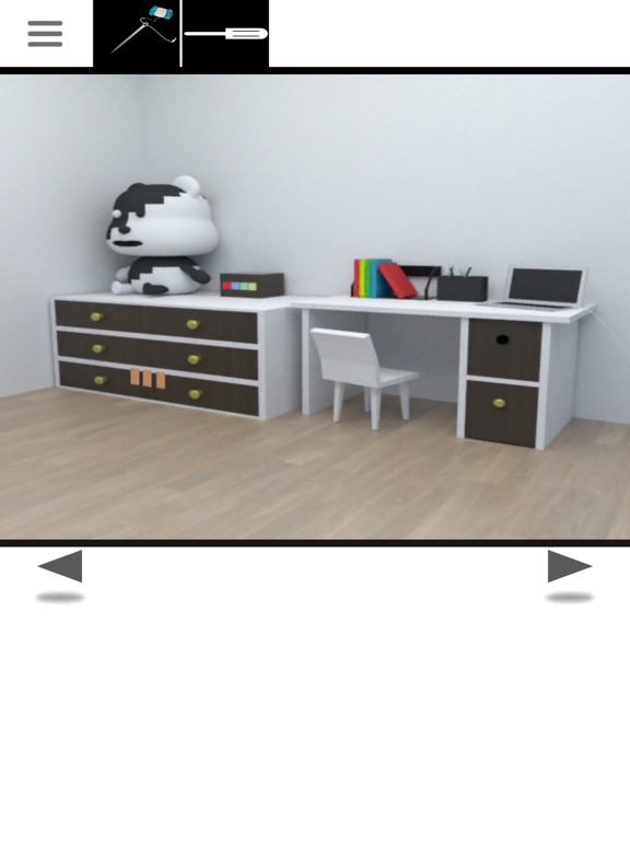 脱出ゲーム -白黒-のおすすめ画像1