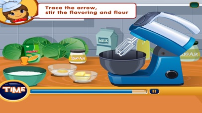 Restaurant games - kids games and baby games screenshot one
